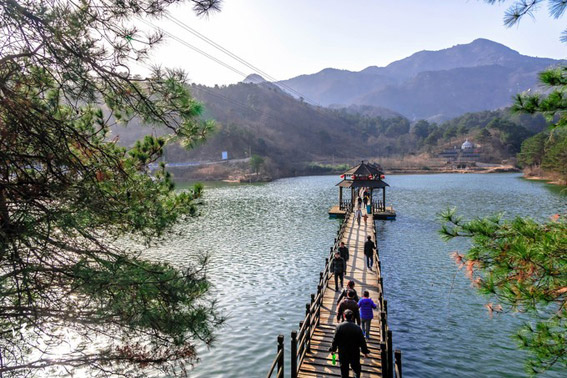 信阳灵山五一假期旅游攻略-风光网视