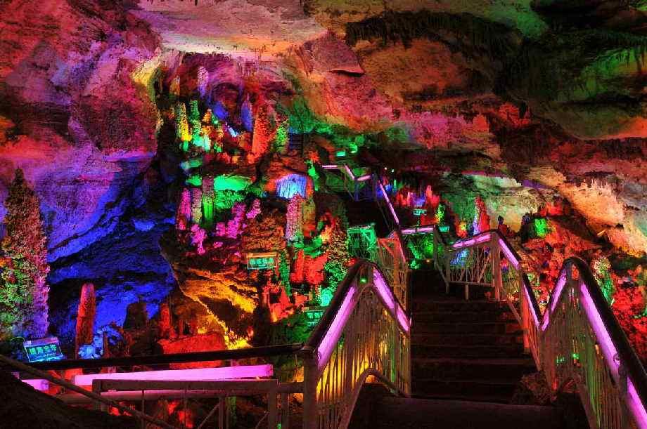 禹王洞景区于3月1日恢复对外开放