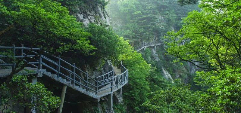 尧山旅游日来啦!每周三面向全国游客免门票